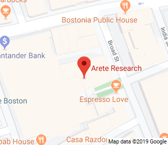 Arete Research - Boston
